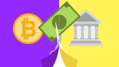 تصویر از رابطه بین ارز دیجیتال با بانکهای مرکزی و بیتکوین دولتی