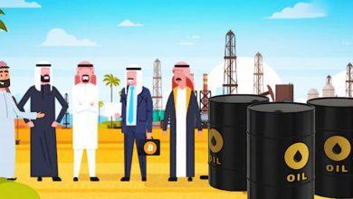 تصویر از معاملات نفتی به واسطه بیت کوین