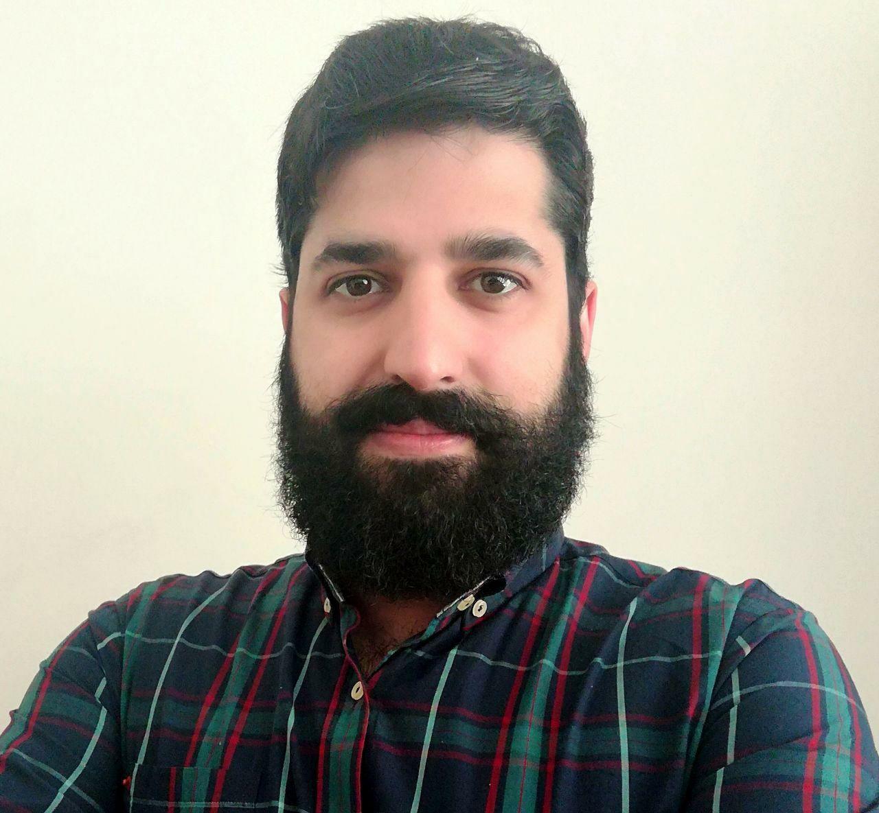 تصویر از مهندس علی عظیمی