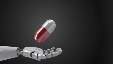 تصویر از ساخت آنتی بیوتیک توسط هوش مصنوعی