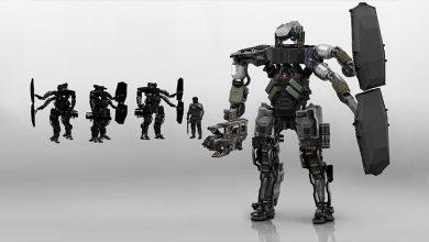 جنگ روباتیک