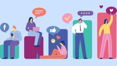 تصویر از رسانههای اجتماعی و فرهنگ مصرف