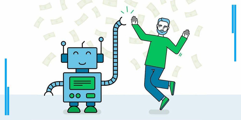 ربات مشاور ، رقیب مشاورهای انسانی!