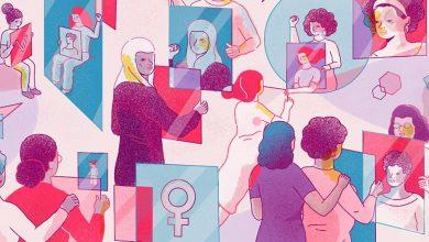 تصویر از شناخت کنشهای سایبری زنان