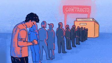 تصویر از قراردادهوشمند ؛ پایان سلطه بوروکراسی