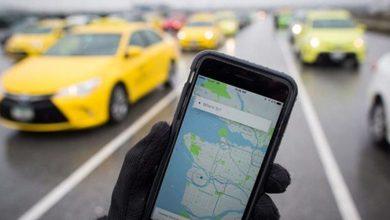 تصویر از امنیت تاکسیهای اینترنتی، اصلی در حاشیه!