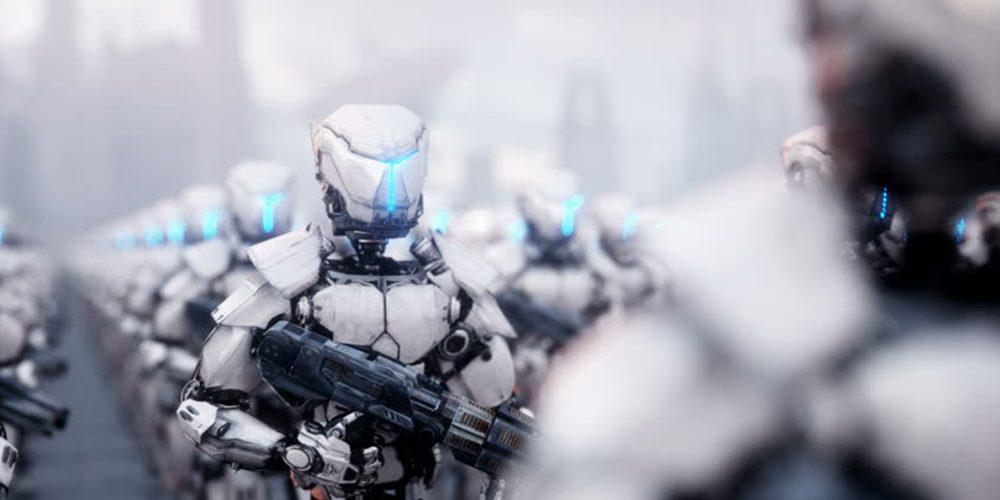 جنگافزار روباتیک: از خودمختاری تا تکینگی