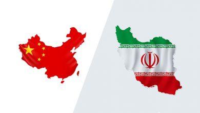 رابطه ایران و چین