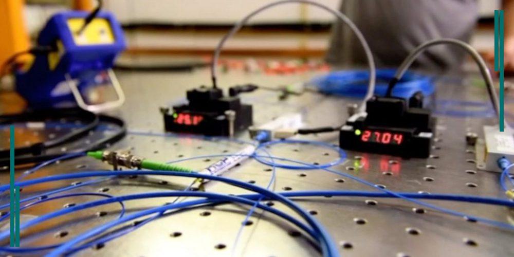 تصویر از حملونقل کوانتومی جدیدترین گونه انتقال دادهها