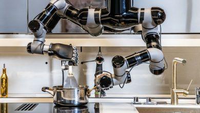 تصویر از اولین آشپزخانه روباتیک جهان ترکیبی از هوش مصنوعی و آشپزی