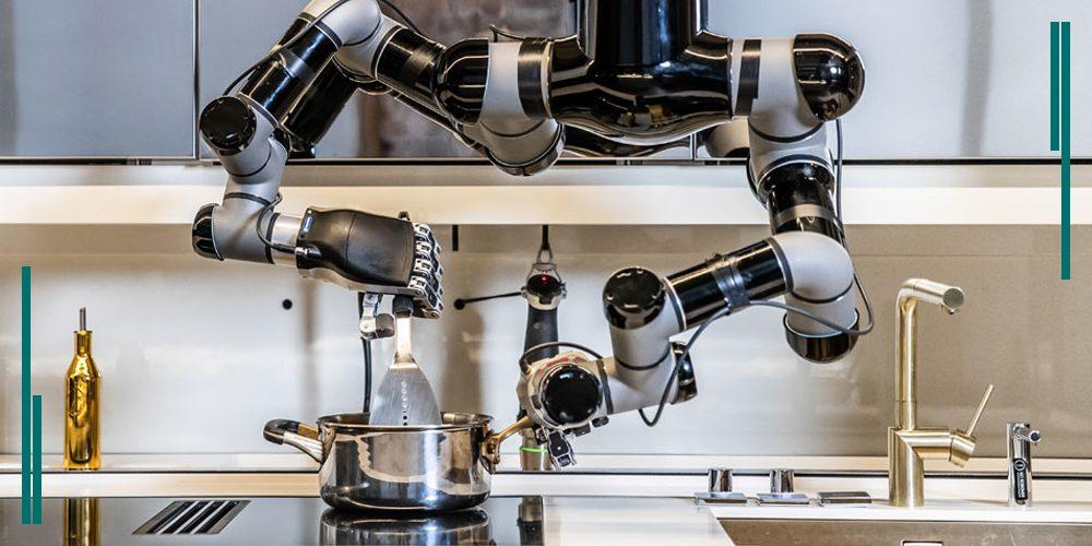 آشپزخانهی روباتیک